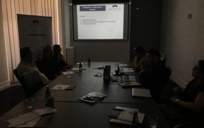 """Spotkanie Akademii """"Przepis na sport"""" – e-sport"""