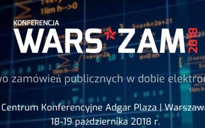 Prawo zamówień publicznych w dobie elektronizacji – kolejne szkolenie z cyklu Zamawijacy.pl – 18-19 października 2018 r. Warszawa