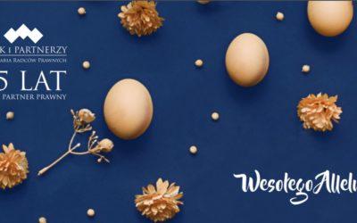 Zdrowych, Wesołych Świąt Wielkanocnych !!!