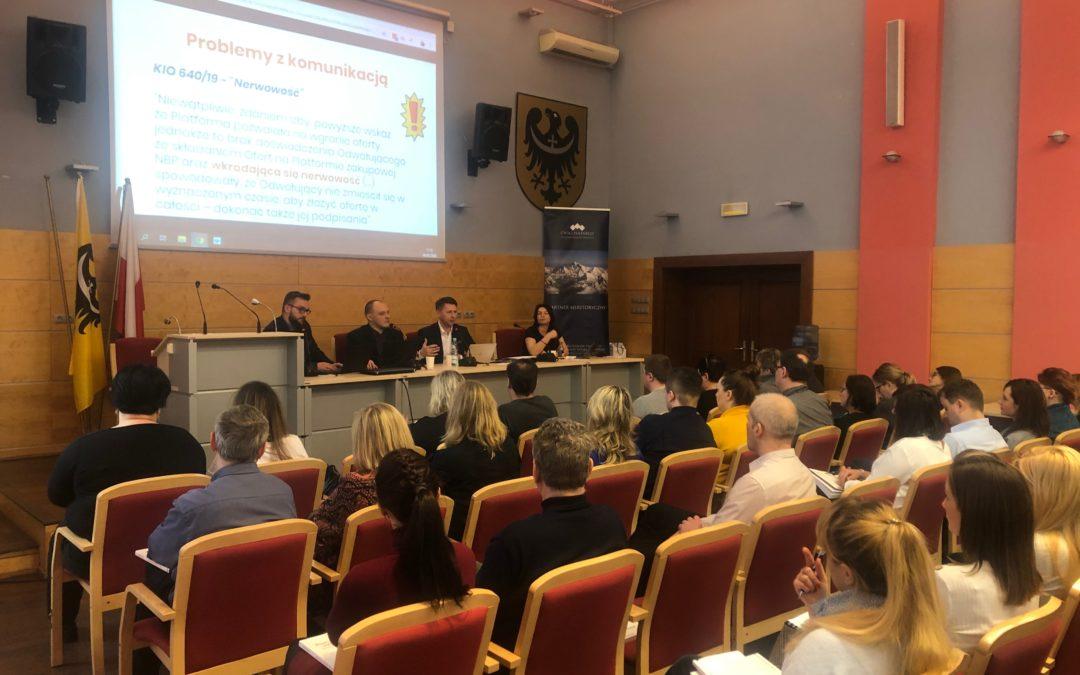 Konferencja – Rewolucja czy proces w zamówieniach publicznych